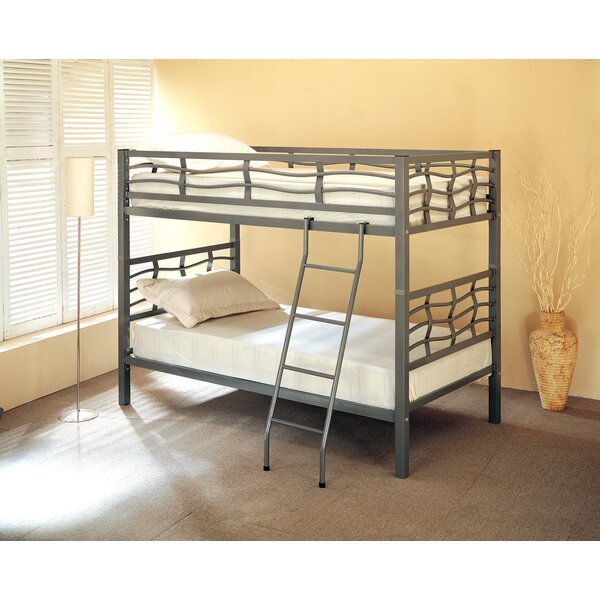 Echo Twin over Twin Bunk Bed by Wildon Home®