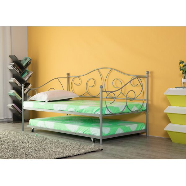 Lazaro Twin Daybed With Trundle By August Grove