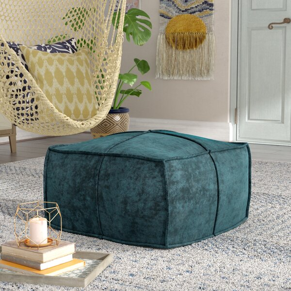 Calista Pouf by Mistana