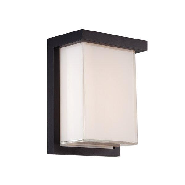 Ledge 2-Light LED Outdoor Flush Mount by Modern Forms