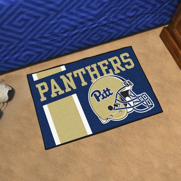 University of Pittsburgh Doormat by FANMATS