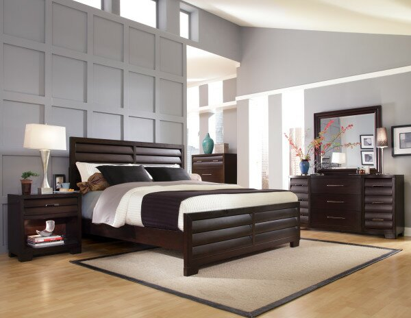 Martinsville Panel Configurable Bedroom Set by Red Barrel Studio