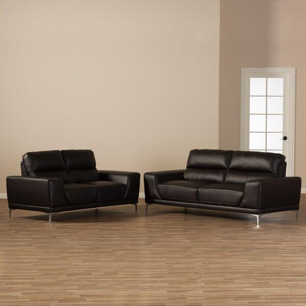 Reams 2 Piece Living Room Set by Orren Ellis