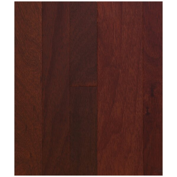 5 Engineered Padouk Hardwood Flooring in Natural by Easoon USA