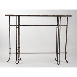 Nathaniel Console Table by Zentique Inc.