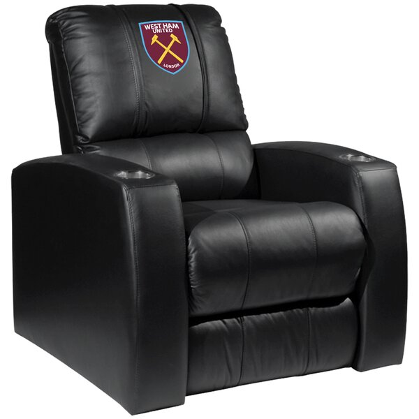 West Ham Relax Manual Wall Hugger Recliner By Dreamseat