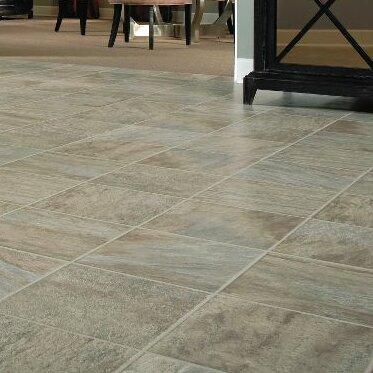 GardenStone 12 x 48 x  8mm Tile Laminate Flooring