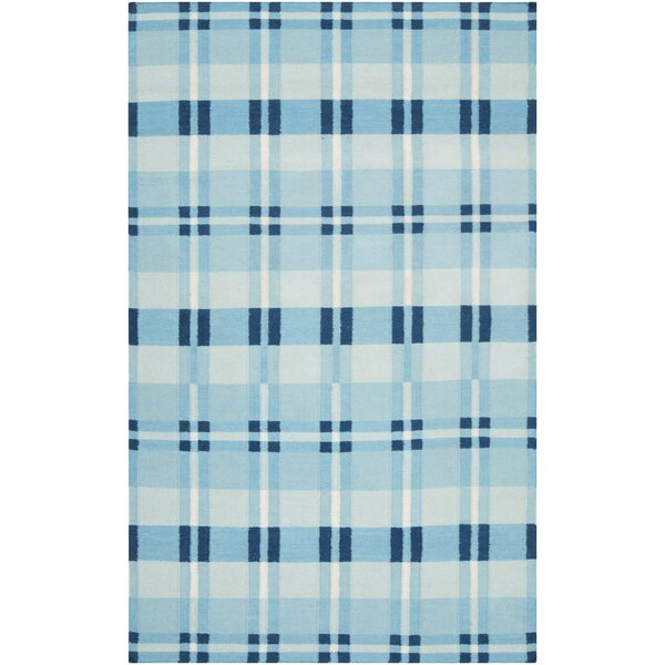 Happy Cottage Blue Haze Area Rug by Country Living™ by Surya