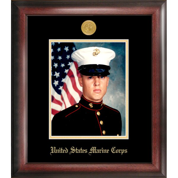 Marine Portrait Picture Frame by Patriot Frames
