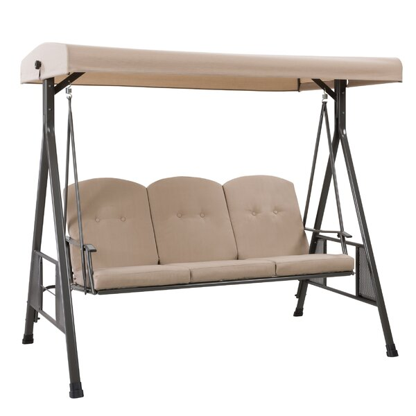 Knaresborough Patio Swing With Stand By Freeport Park by Freeport Park Best