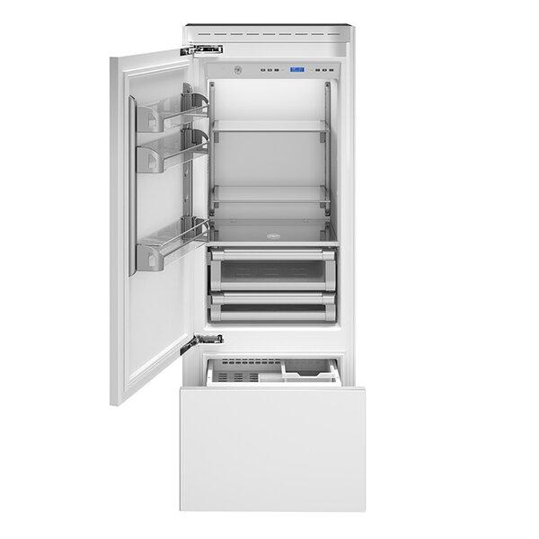 30 Counter Depth Bottom Freezer 13.9 cu. ft. Refrigerator