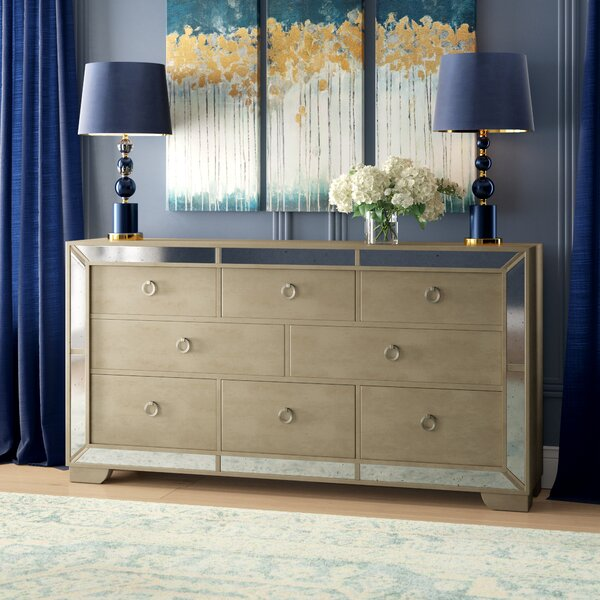 Ryne 8 Drawer Dresser by Willa Arlo Interiors