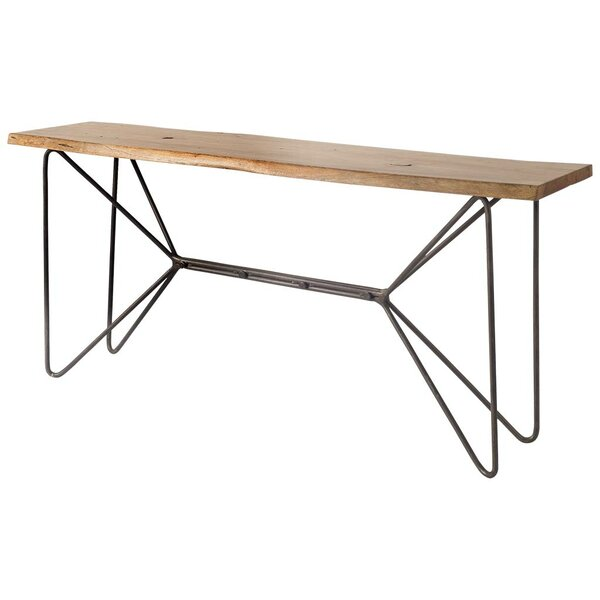 Delrick Console Table By 17 Stories
