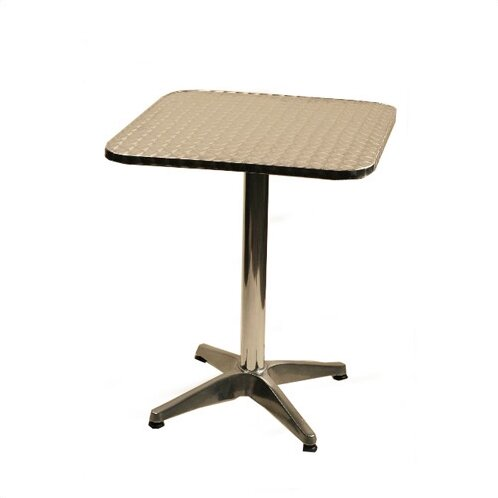Aluminum Bistro Table By Alston