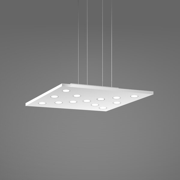 Pop 11 - Light Unique / Statement Rectangle / Square Chandelier By ZANEEN Design