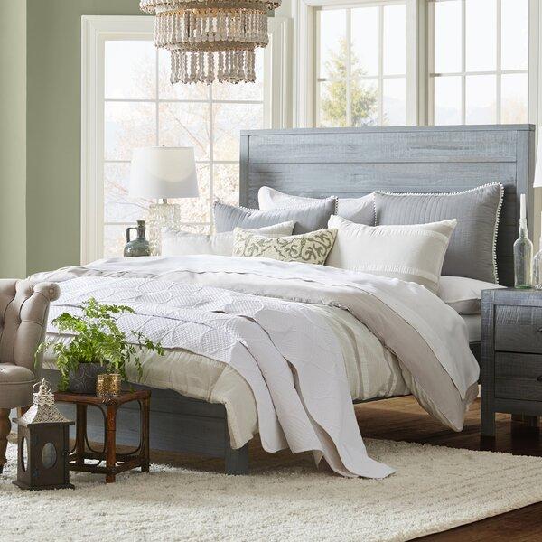 Montauk Panel Bed by Grain Wood Furniture
