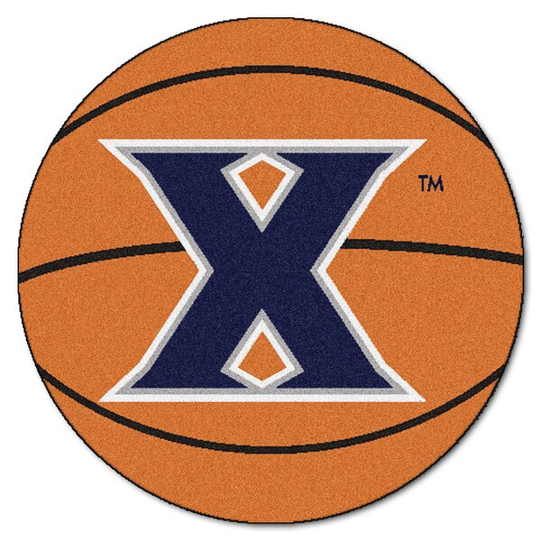 NCAA Xavier University Basketball Mat by FANMATS