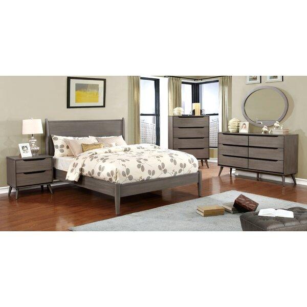 Mason Mid-Century Modern Configurable Bedroom Set by Mercury Row