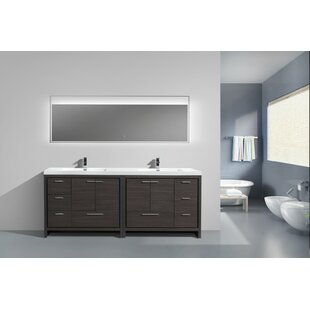 Reviews Malani 83 Bathroom Vanity Set By Ivy Bronx