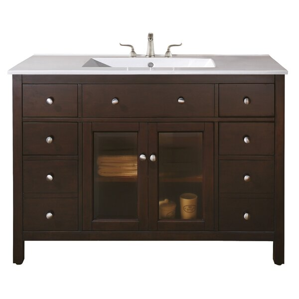 Menifee 48 Single Bathroom Vanity Set by Charlton Home