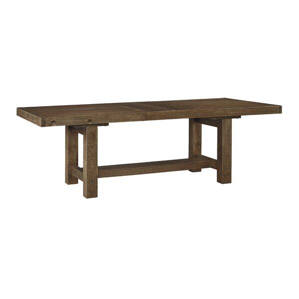 Etolin Extendable Dining Table by Loon Peak Loon Peak