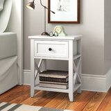 Adah 1 - Drawer Nightstand by Andover Mills™