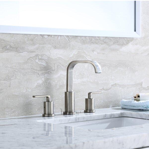 Contemporary Widespread Handle Bathroom Faucet By Luxier.