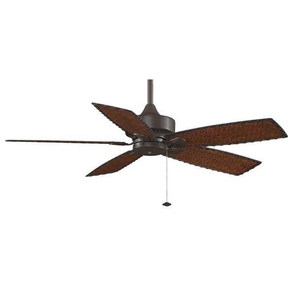 52 Cancun 5-Blade Outdoor Ceiling Fan by Fanimation