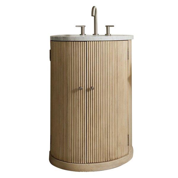Mcgreevy 24.5 Single Bathroom Vanity Set by Bloomsbury Market