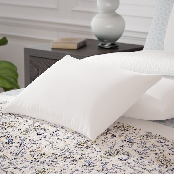 Cotton Pillow Insert (Set of 2) by Alwyn Home