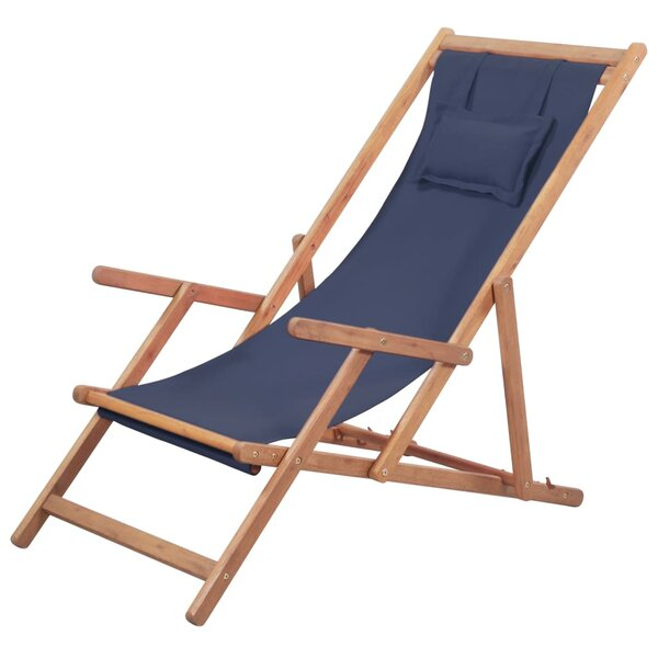 Tangela Reclining Beach Chair by Bay Isle Home Bay Isle Home