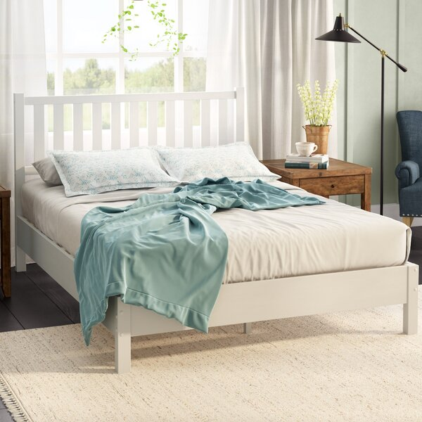 Southborough Platform Bed by Three Posts