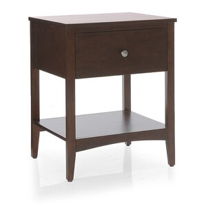 Thornfield 1 Drawer Nightstand by Red Barrel Studio