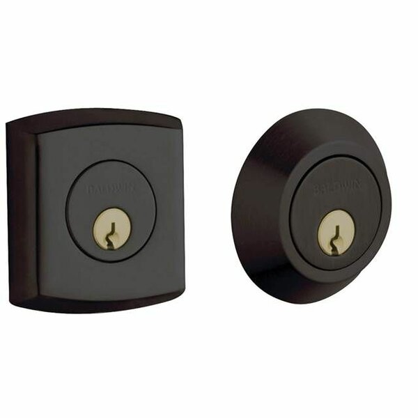 Soho Double Cylinder Deadbolt by Baldwin
