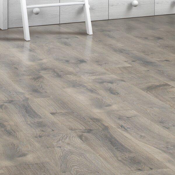Cashe Hills 8 x 47 x 7.87mm Oak Laminate Flooring in Gray by Mohawk Flooring