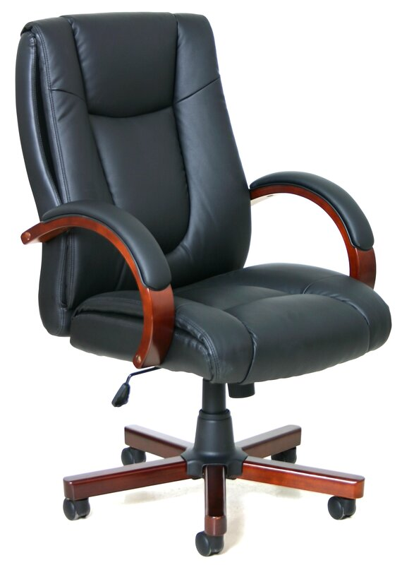 Luxhide Leather Executive Chair By Offices To Go Sae