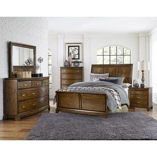 Shirebrook Queen Panel Configurable Bedroom Set by Charlton Home