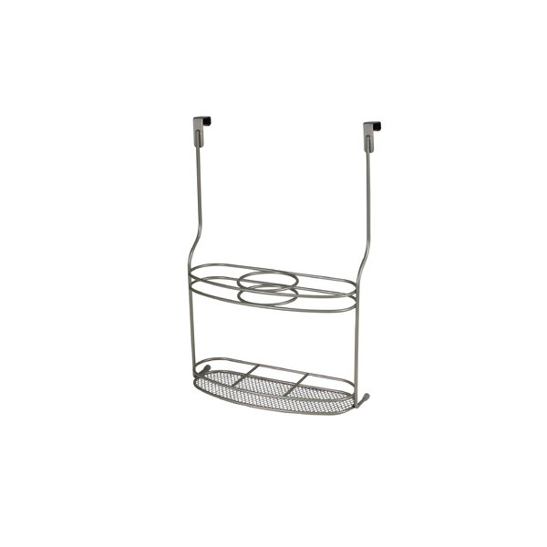 Over the Cabinet Hair Tool Holder by Rebrilliant