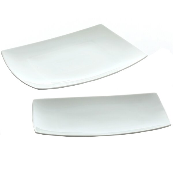 Wehner Dining Serving 2 Piece Platter Set by Latitude Run