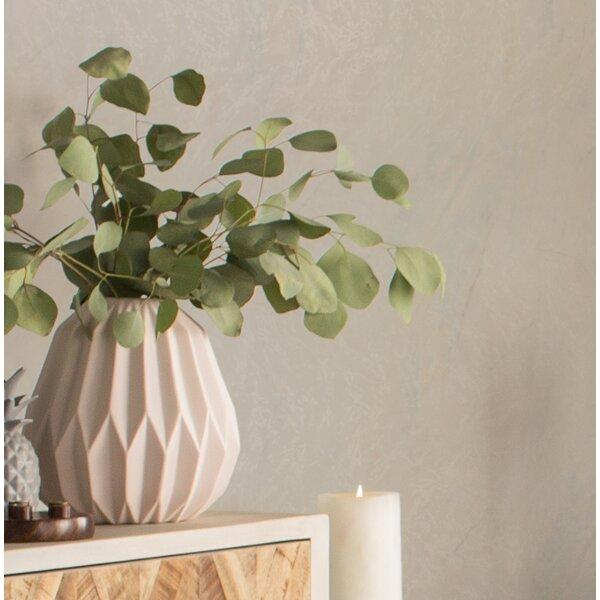 Bessette Ceramic Fluted Vase by Langley Street