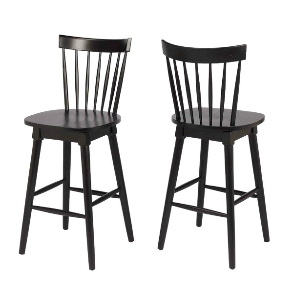 Manzi 30 Swivel Bar Stool by Gracie OaksManzi 30 Swivel Bar Stool by Gracie Oaks