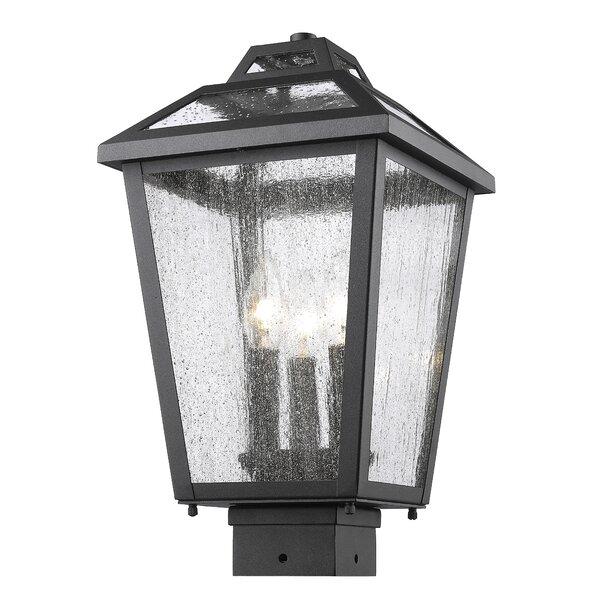 Croll 3-Light Lantern Head by Breakwater Bay