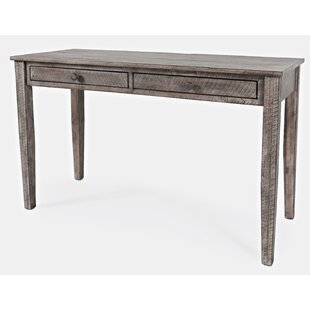 Damiano Solid Wood Desk