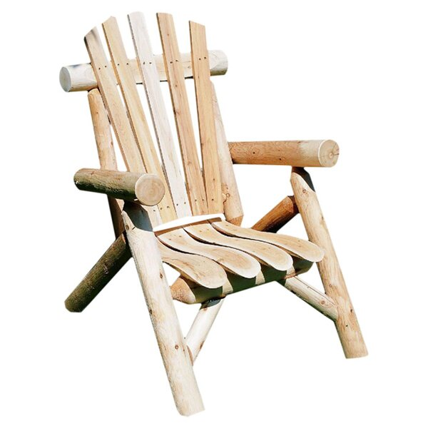 Allred Urban Solid Wood Adirondack Chair by Loon Peak