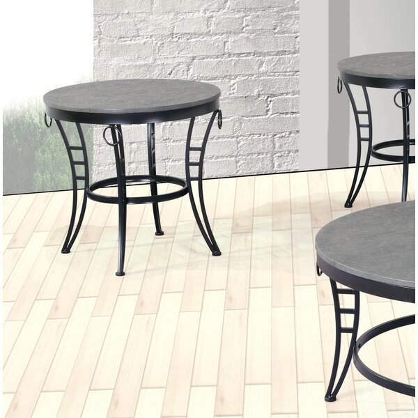 Rickman End Table By Winston Porter