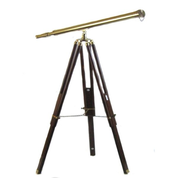 Antique Replica Decorative Telescope by EC World I