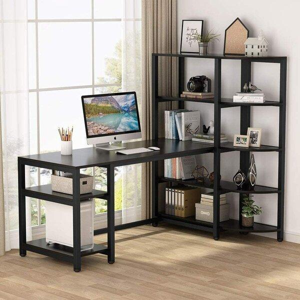 Reversible L-Shaped Desk