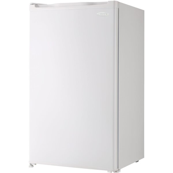 3.2 cu. ft. Compact Refrigerator with Freezer by Danby