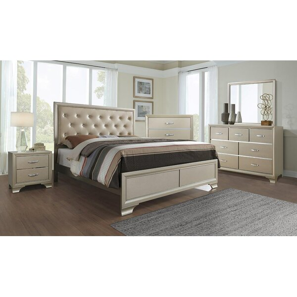 Pfaff Standard Configurable Bedroom Set by Everly Quinn