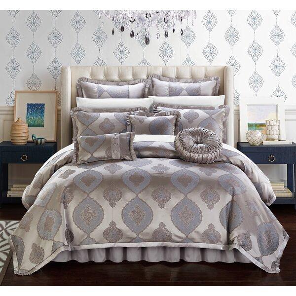 Ithica 9 Piece Comforter Set